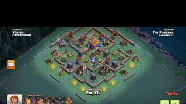 Clash of Clans | 3 Stars strategy | builder base |