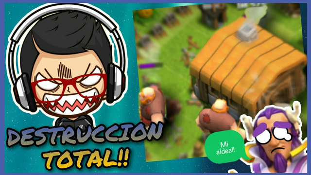 GINANTES DESTRUYENDO TODO | Clash of clans