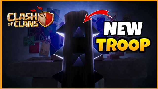 WINTER UPDATE - NEW TROOP clash of clans || coc upcoming update