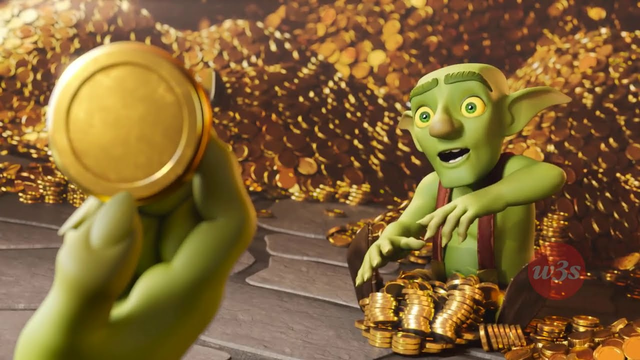 Gold Lover Goblin | New Clash Of Clans Animation | New COC Full Animation Fan Edit