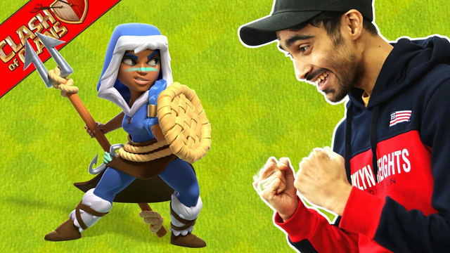 New Winter Champion! Clash of Clans............Coc