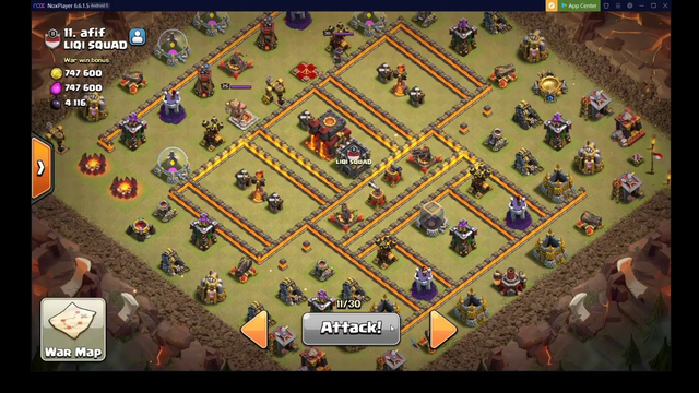 WAR ATTaCK   Clash of Clans   RePLY's oF CLan War