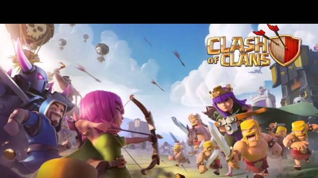 Clash of Clans - #21 - Tentaram me derrubar rsr