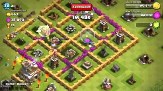 Clash of clans: Trophy hunt 5!
