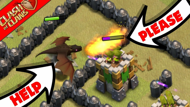 Dragon Warrior Lost In Clash of Clans...........Th8 Queso Cup Finals....(Coc)