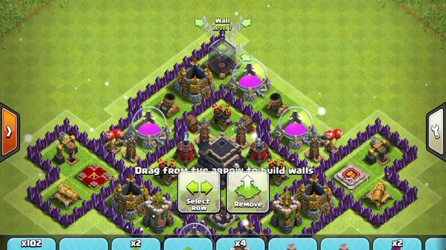 New best town hall 9 base | clash of clans