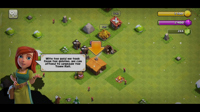Th1 Free to play series  | Clash of clans | A new beginning | Episode 1