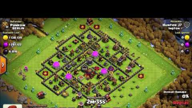 INSANE 2 MILLION LOOT ATTACK - Clash of Clans