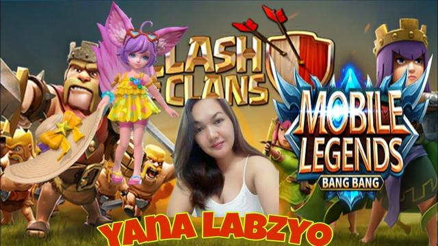 Clash Of Clans/mobile Legends #gamer