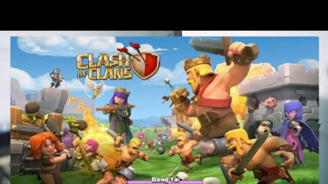 clash of clans looting attack