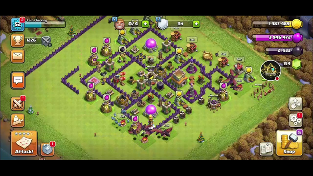 CLASH OF CLANS LIVE|| LET'S VISIT YOUR BASES #COC
