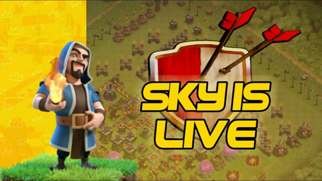 Clash of clans LIVE|| LET'S VISIT your BASES #coc #coclive