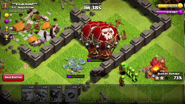 Max town hall 4 clash of clans