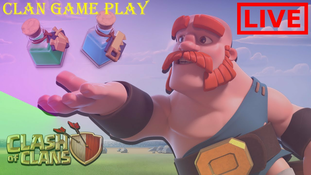 #clashofclans #coc clash of clans live! clashofclans clan Game play live || sk myself gaming