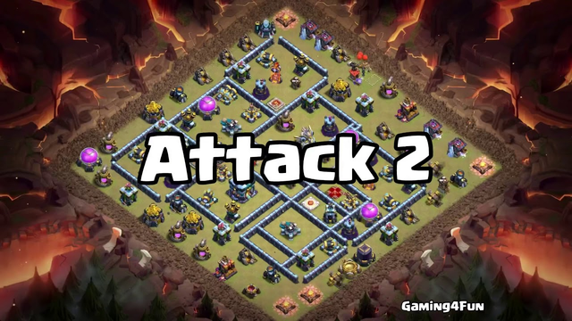 War Base with Copy link | Clash of Clans how to tree star - 3 attacks