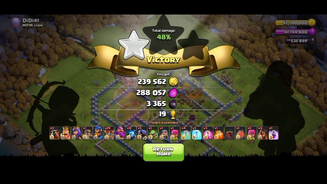 Blizzard Lalo, TH 13 Legend Hits [ Clash of Clans ]