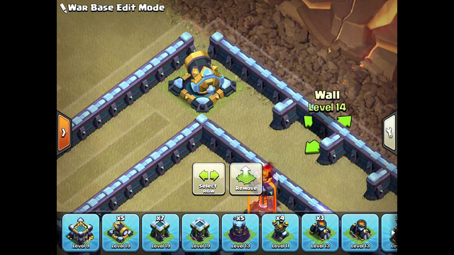 Clash of Clans   Th13 Base Building   Live Build with Andrew