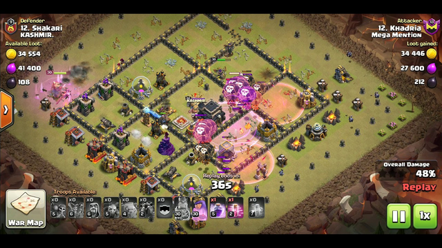 Best Attack on Max Townhall 10 #Clash of Clans 2021