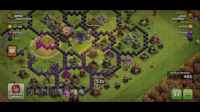 HOPEGO ATTACK | CLASH OF CLANS | TOWN HALL 10
