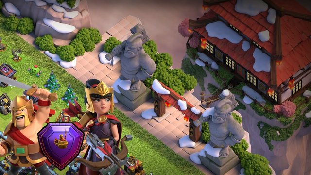 Live Wars Attacks Clash of Clans - COC