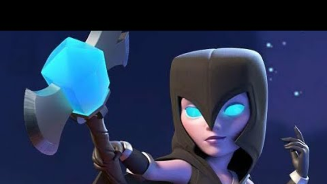 Clash of Clans - Night Witch Animation (2021)