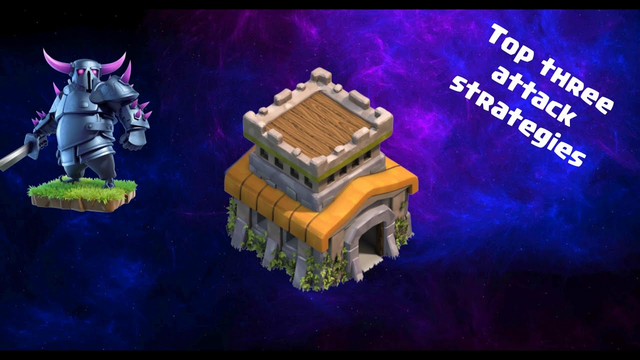 TOP THREE strategies for Town Hall 7 (Clash of Clans)