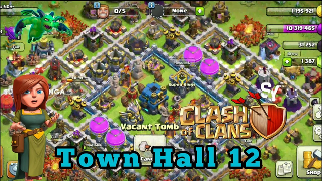 My Townhall 12 || Clash of Clans || After long time