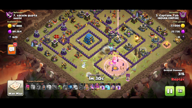 Clash of Clans - Different Trick to win war attacks(4)