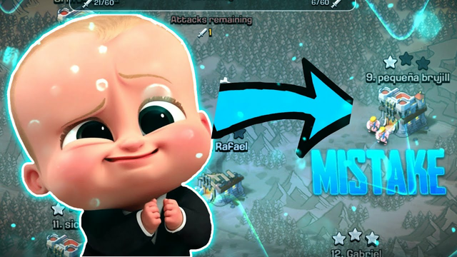 MY biggest mistake ever in war || Coc- Clash Of Clans