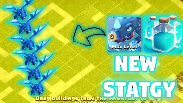 A new 3 star troops ? clash of clans Town Hall 11