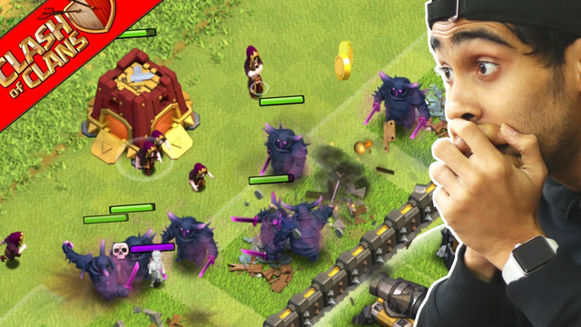 Beast In Coc..................Clash of Clans.......