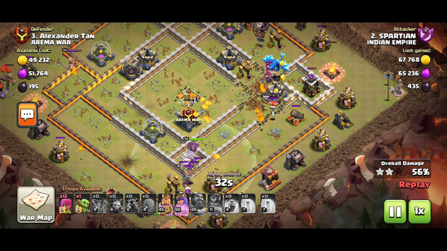 Clash Of Clans - #COC - WAR ATTACK STRATEGIES(1)