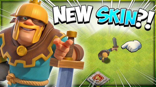 The Rogue King is Real?! March 2021 Gold Pass Hero Skin in Clash of Clans