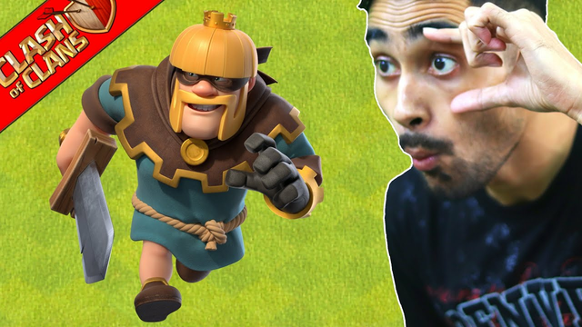 New King Is Here! Clash of Clans............Coc.......