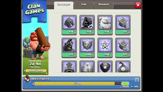 Clash of Clans (upgrading to town hall 7) episode 6