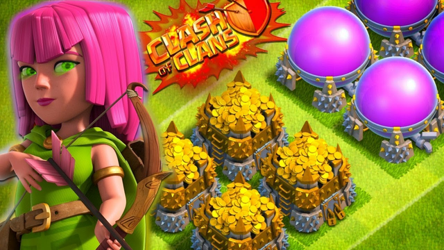 Let's Loot !!! Clash Of Clans.. #COCLIVE #COCZINDABAD