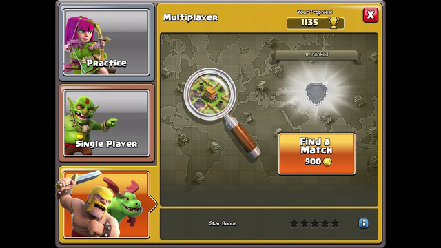 My clash of clans build