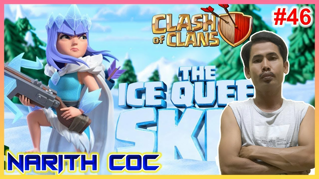 Clash of Clans Gameplay #46 The Queen Takes It All (Clash Of Clans Season Challenges)