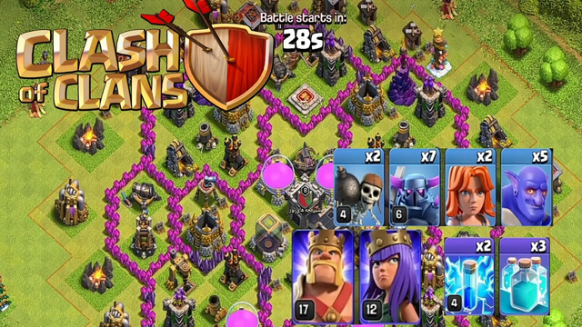 Can i get 3 stars Impossible attack || Clash Of Clans