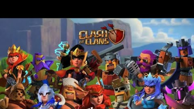 Clash of Clans All Heroes Skin Trailers Preview Released Until March 2020 All Hero Skins Compilation
