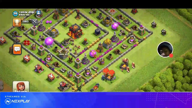 Let's play: Clash of Clans