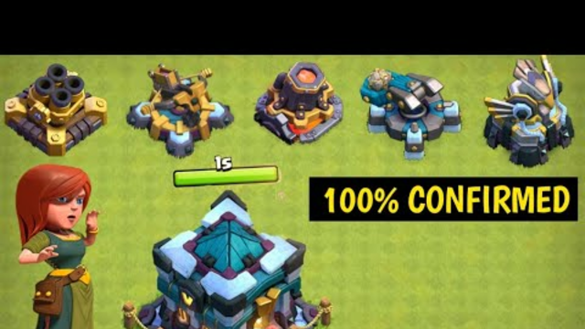 Coc new update Townhall level - 14   Which defence will be set on TH14   Th14 new update   Th14 coc