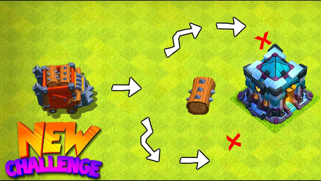 "How to 2 STAR w/ Launcher ONLY & Heroes!!! ""Clash Of Clans"""