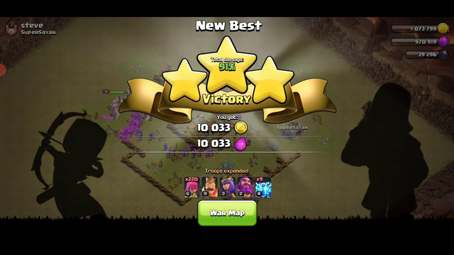 Clash Of Clans Ep21 (Another War League)