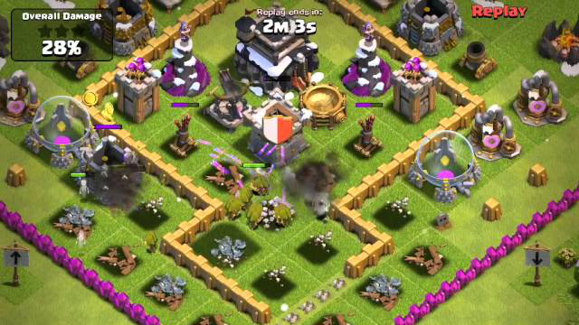 Clash Of Clans - Good New Defense
