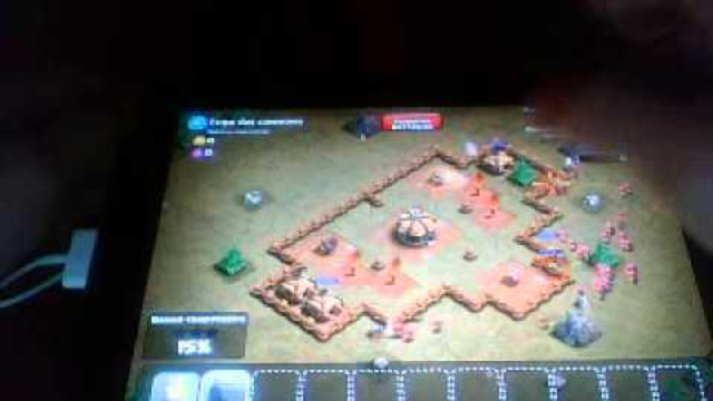 clash of clans Attacco