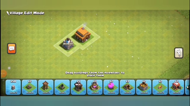 Clash of clans th 3 base build