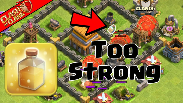 Why Heal Spell And Healers Are Strong At TH6! Clash of Clans