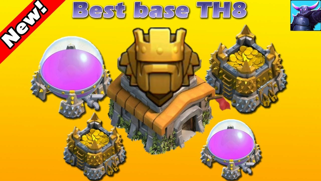 Finals | TownHall 8 | Tournament | Clash of Clans | CoC