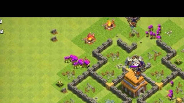 Th 5 Fastest attack.....#coc#shorts.   Clash Of Clans Updates